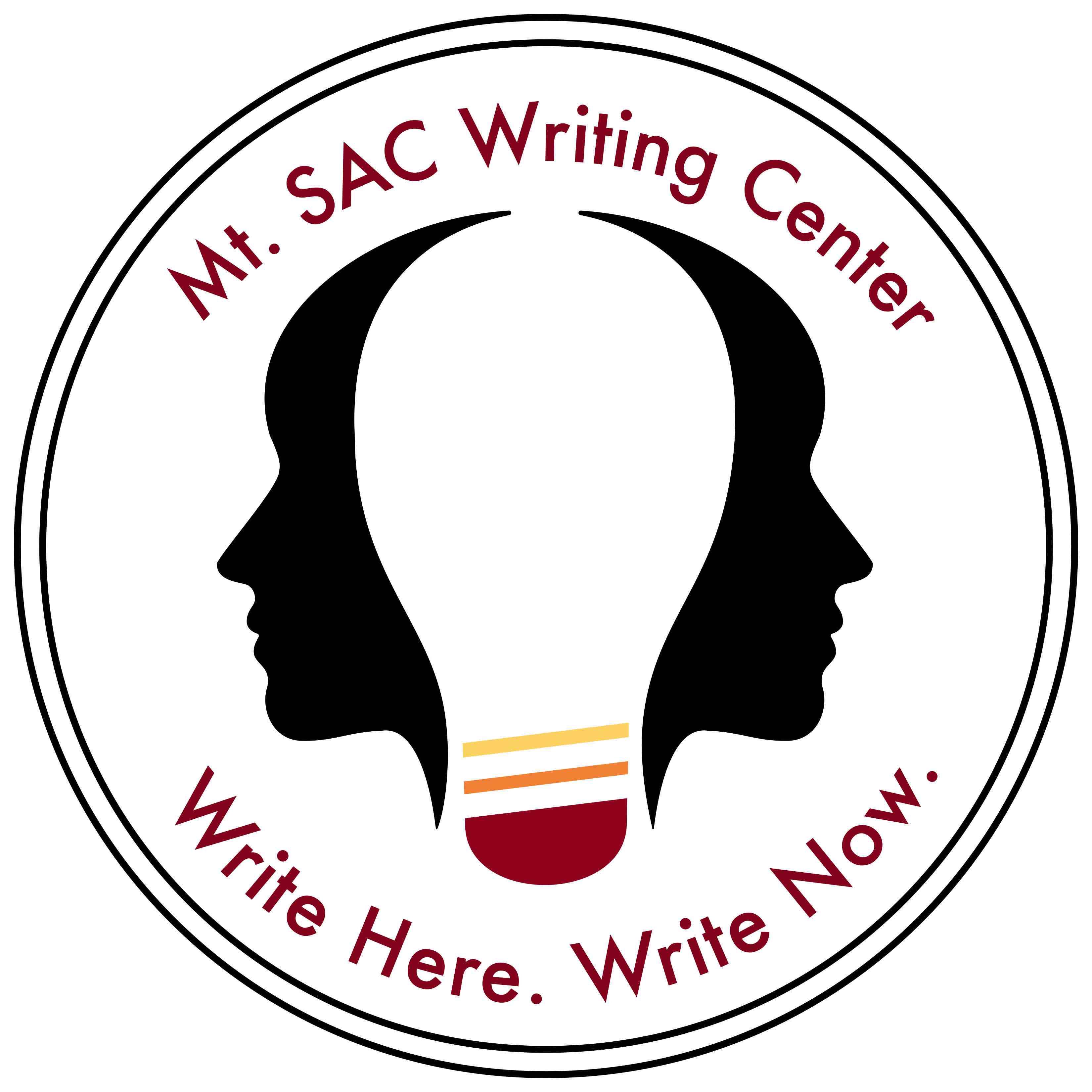 Mt. San Antonio College Writing Center Logo